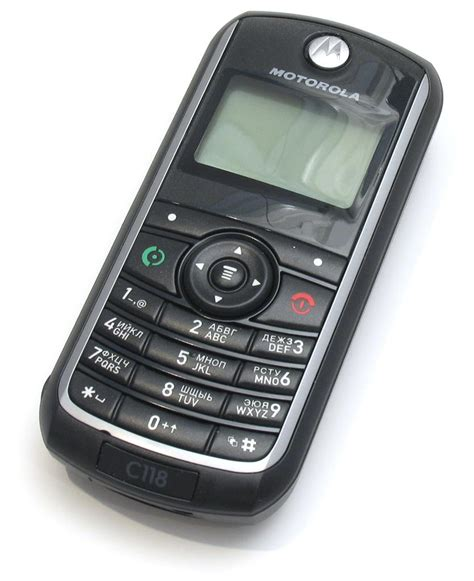 Hp Motorola C168 motorola c118 spesifikasi