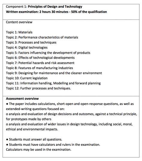 design technology assessment criteria ks3 technology design department ballyclare secondary school