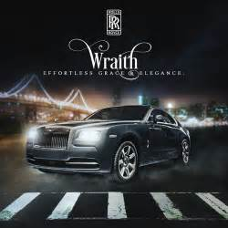 Rolls Royce Wraith Advert Rolls Royce Wraith Print Ad On Behance