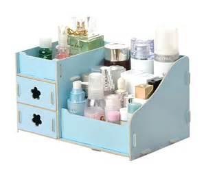 Diy Desk Drawer Mini Diy Wood Compartment Drawer Desk Ornaments Storage Organizer Ebay