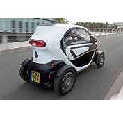 Renault Twizy Windows For &163295  Auto Express