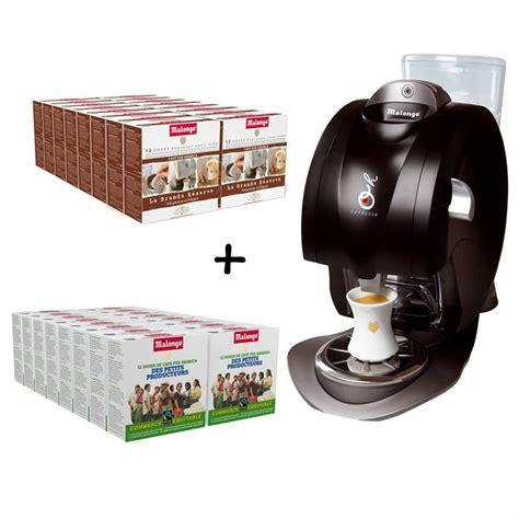Malongo Machine à Café 1745 pack malongo machine expresso cafe achat vente