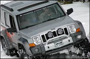 2006 Jeep Commander Accessories Jeep Commander Road Jeep Commander Road
