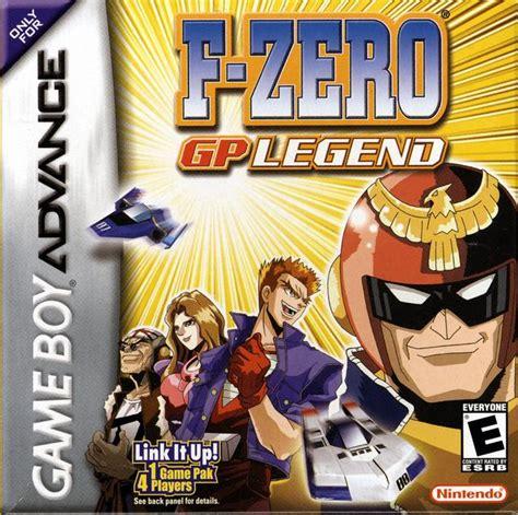 Anime F Zero by F Zero Gp Legend Characters Bomb