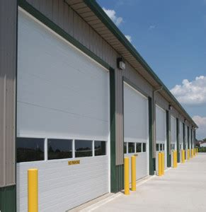 Commercial Overhead Door Sizes Sizes For Commercial Garage Doors Get Width Height Here