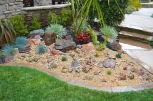 What Is A Rock Garden My Weekend Project A New Rock Garden