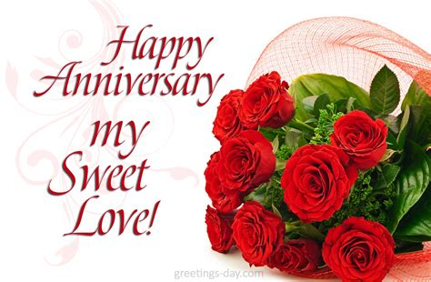 Wedding Anniversary Greeting Gif by Anniversary Greeting Cards Pictures Animated Gifs