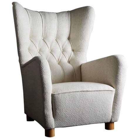 winged armchair for sale linen wing armchair manoir maisons du monde soapp culture
