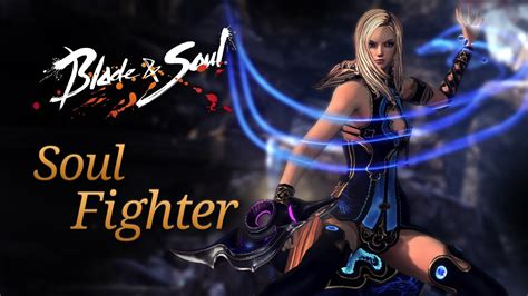Blade And Soul blade and soul adds a new class the soul fighter