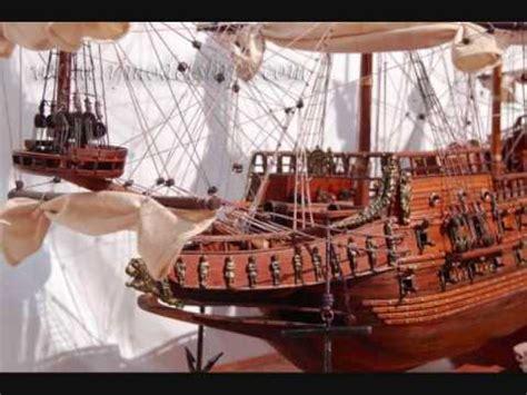 un barco de guerra del siglo xviii barcos siglo xvii wmv youtube
