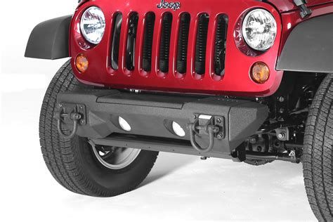 rugged ridge all terrain bumper rugged ridge 11542 23 all terrain stubby bumper ends 07 17 jeep wrangler jk