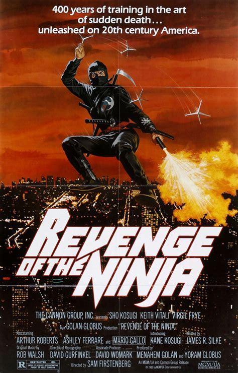 film o ninja enter the ninja vintage ninja