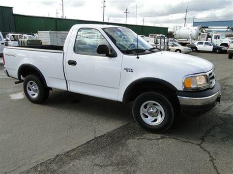 2003 ford truck f150 1 2 ton p u 2wd 4 2l fi ohv 6cyl buy used 2003 ford f 150 xl 4wd 1 2 ton pick up truck in salem oregon united states