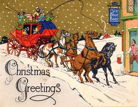 exploring preserving family history with christmas cards