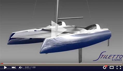 stiletto catamaran interior new stiletto catamarans stiletto x series