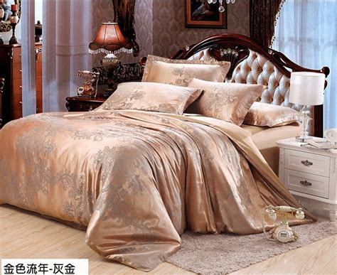 Cheap Jacquard Silk Buy Quality Jacquard Paisley Directly Cheap Silk Bed Sets