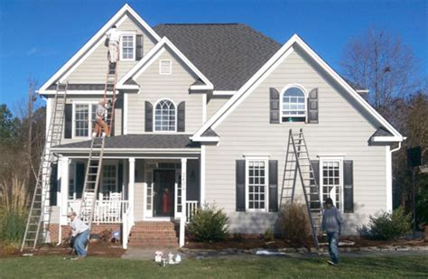 Interior Painting Cary Nc by Painting Interior Exterior The Service Pros Gutter