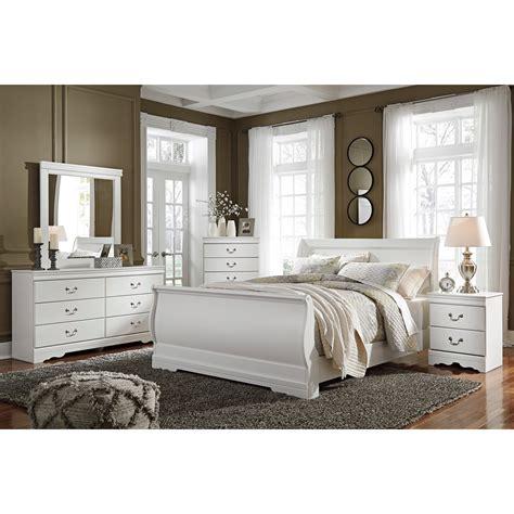 signature design  ashley anarasia queen bedroom group