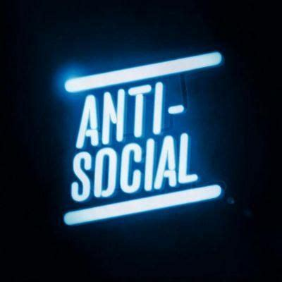 Hoodie Anti Social Social Club Small Logo Black Premium pin by tania panini on w o r d s logos