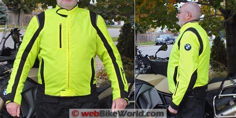 Bmw Motorrad Days Mosport by Bmw Boulder Jacket Review Webbikeworld