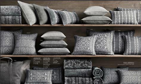 Restoration Hardware Outdoor Pillows Outdoor Pillows By Restoration Hardware Curb Appeal