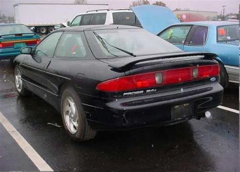 small engine maintenance and repair 1989 ford probe auto manual ford probe v6 pictures photo 3