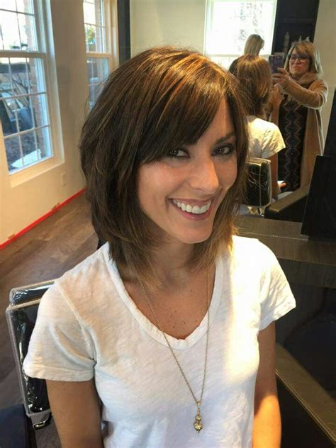 amy stran with bangs 68 best hair images on pinterest hair hairstyles and