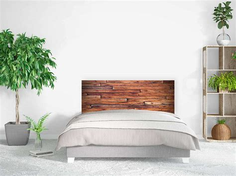 cabecero madera cabecero cama madera vintage oedim decor