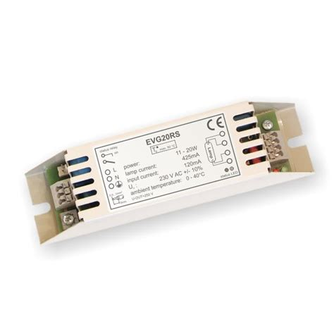 electronic ballast for uv l evg e20rs uv electronic ballast for 4 pin uv ls up to 24w