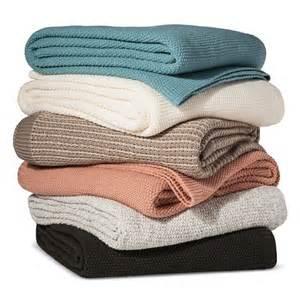 threshold sweater knit blanket target