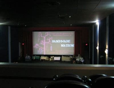 Handmade Nation Documentary - 2009 most influential part 3 poppytalk