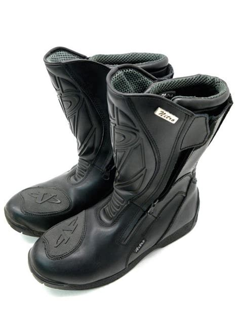 size 11 motocross boots road boots nitro motorcycle boots us mens size 11 was