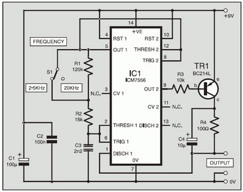 hulda clark zapper schematic dual frequency zapper by para devices model standard