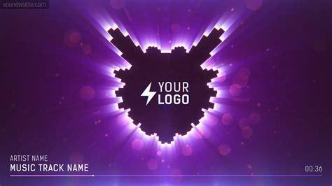Halo Audio Spectrum Music Visualizer After Effects Template Visualizers After Effects Template