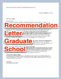 letter of recommendation for graduate school template letters for graduate school next scientist