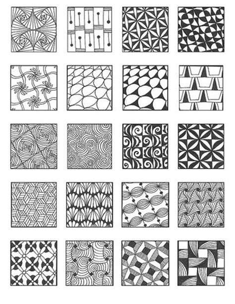 different stress pattern là gì 1000 images about zentangle doodles sles on