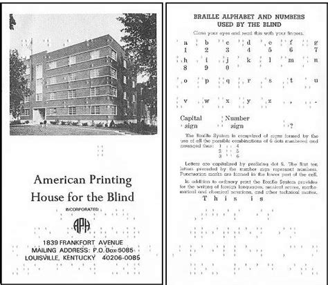 American Printing House For The Blind by Fdcs Of Seeing Eye St 1787 Issued June 15 1979