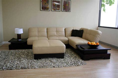 leather sectional sofas for elegant home office