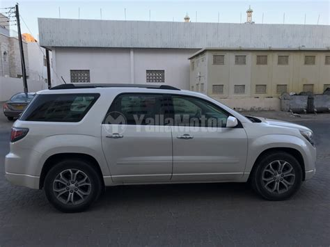 gmc acadia 2013 used used gmc acadia 2013 car for sale in muscat 779800