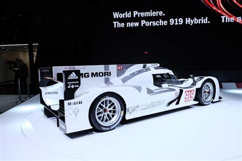 porsche 919 hybrid interior 2012 mini cooper avenue
