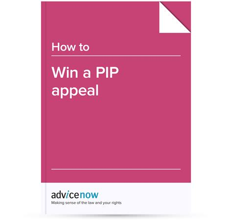Appeal Letter For Personal Independence Payment How To Win A Pip Appeal Advicenow