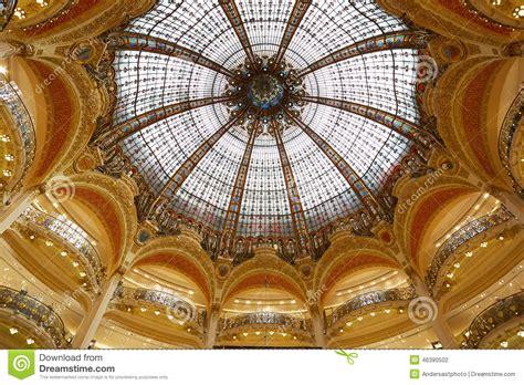 interior decor lafayette la galeries lafayette dome interior in editorial