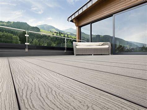 pavimenti in wpc decking in wpc relazzo naturo by rehau
