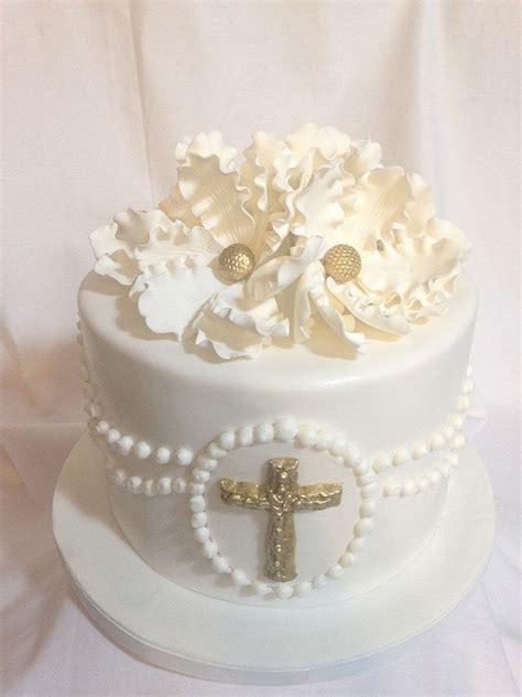 Cupcakes De Bautismo En Pinterets Decoraci 243 N De Cupcakes Para Bautizo by 17 Best Ideas About Confirmation Cakes On Confirmation Christening Cakes And