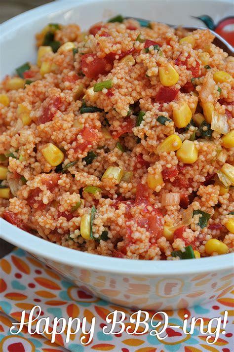salat rezept grillsaison 2014 auftakt mit couscous salat jolijou