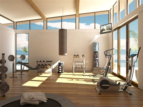 home gyms home design tips and pictures