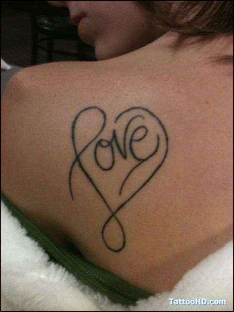 tattoo shoulder heart heart tattoos and designs page 128