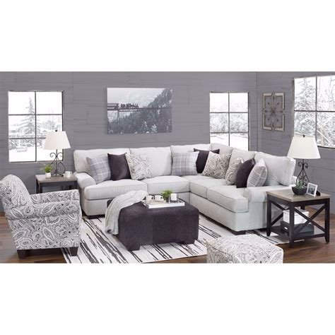 Raf Sofa Sectional by Griffin 2pc Sectional With Raf Sofa Corinthian