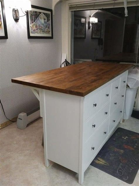 hemnes karlby kitchen island storage  seating ikea