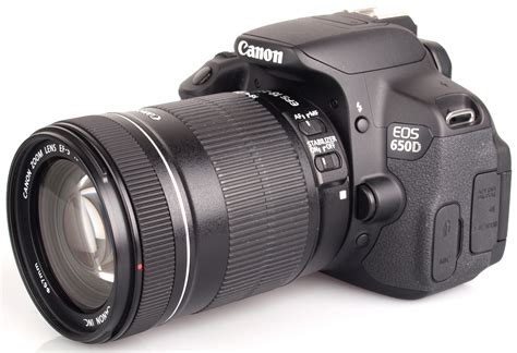 Kamera Dslr Canon 650d by Canon Eos 650d Digital Slr Review